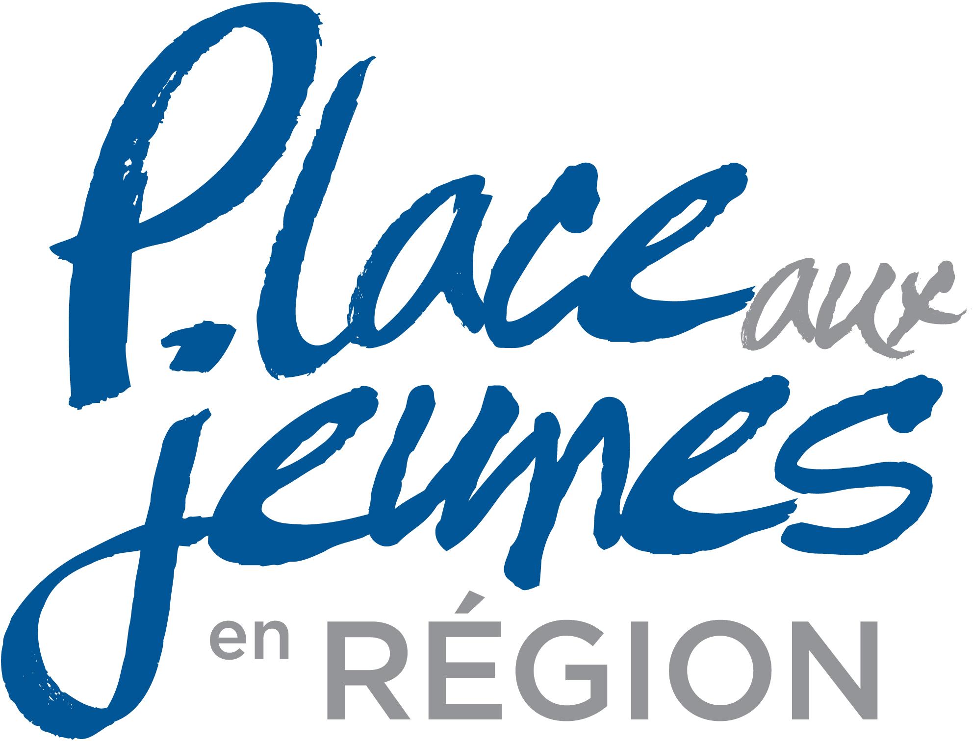 Logo Place aux Jeunes en région